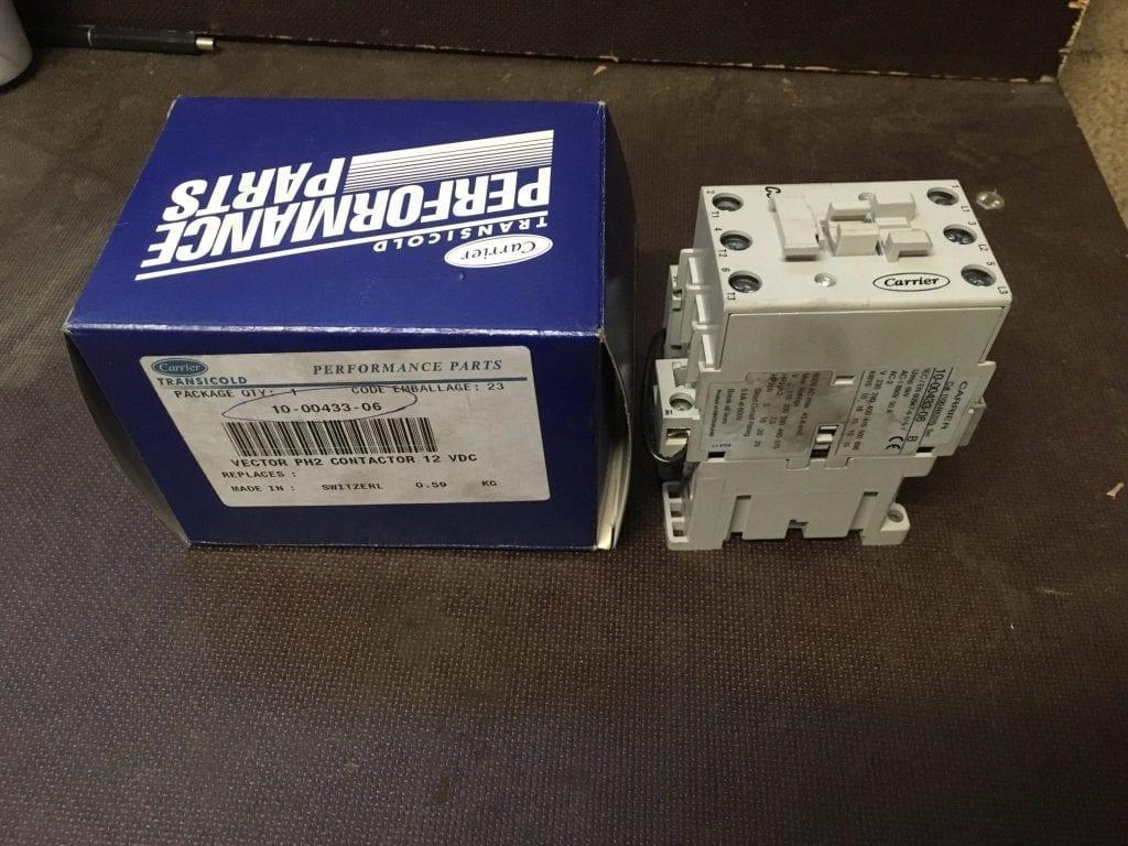 10-00433-06 Vector kontaktori 30A 12V