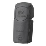 H/H Workwear Performance Polvisuojat 240x160x20 mm, musta