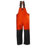 H/H Workwear Storm Sadehousut musta/oranssi S