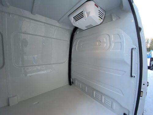 Denso Pharma Express – kylmäkone pakettiautoon