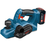 Bosch GHO 18 V-LI Höylä sis. akut ja laturin