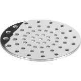 Gelia 3003036162 Siivilä varten laattakehys, ruostumaton, 163 mm Ilman syvennys