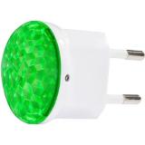 CAPiDi NL8 Yövalo varustettu hämäräkytkimellä vihreä