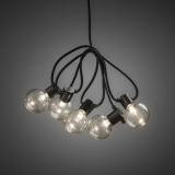 Konstsmide 2374-100 Valosarja 20 x lamppu, 4,75 m