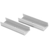 Hide-a-Lite 7501311 Kiinnitys alumiinia, 2 kpl/pakkaus