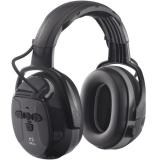 Hellberg Xstream LD Kuulosuojain Bluetooth, ympäristönkuuntelu, päälakisanka