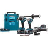 Makita DK0125G301 Yhdistelmäpaketti 3 kpl työkaluja