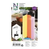 Nelson Garden 6004 Nimikyltti muovia, 4 väriä, 4×10 kpl